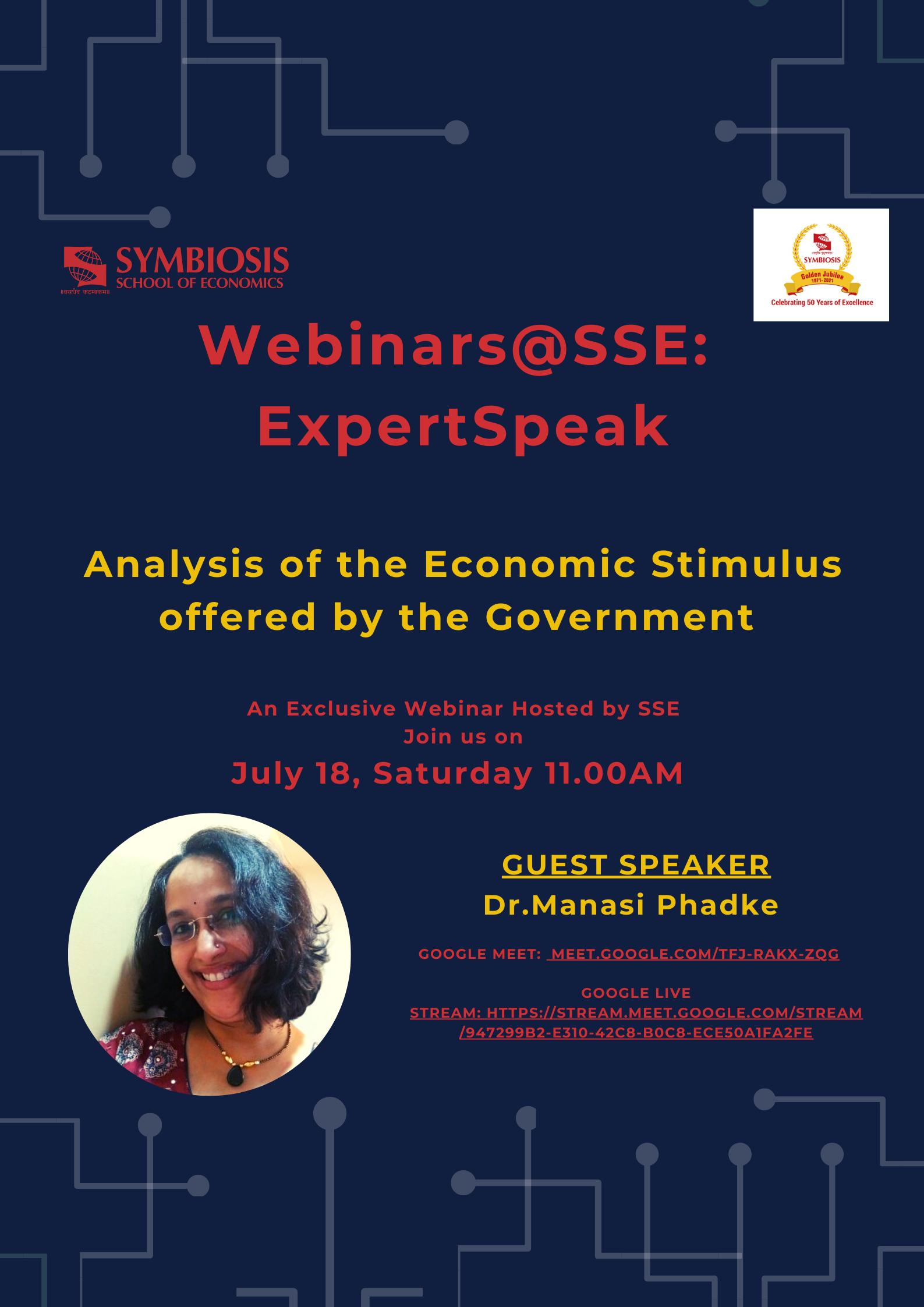 Basic Econometrics And Time Series Data Analysis' FDP